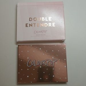 Colourpop Makeup - Colourpop. ~ Double Entendre palette